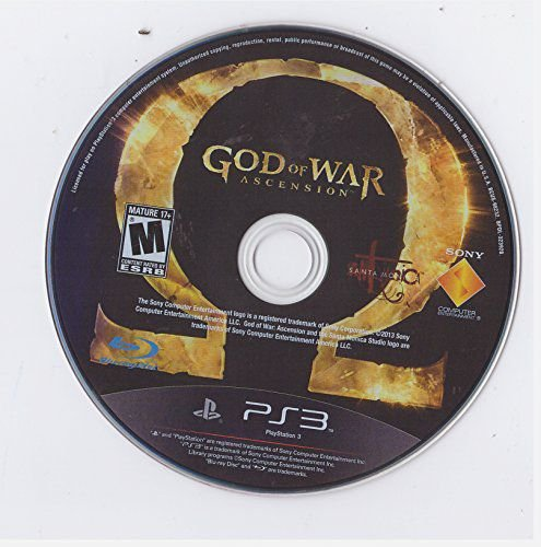 Usado Jogo PS3 God Of War Ascension (loose) - Sony