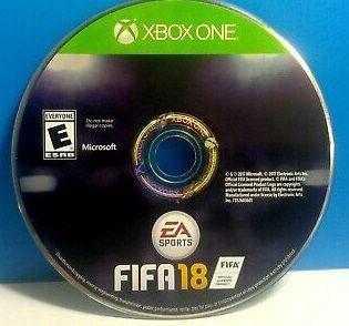Usado Jogo Xbox One FIFA 18 (loose) - EA Sports