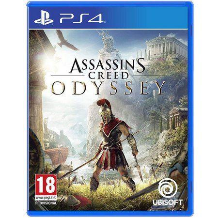 Usado Jogo PS4 Assassins Creed Odyssey - Ubisoft