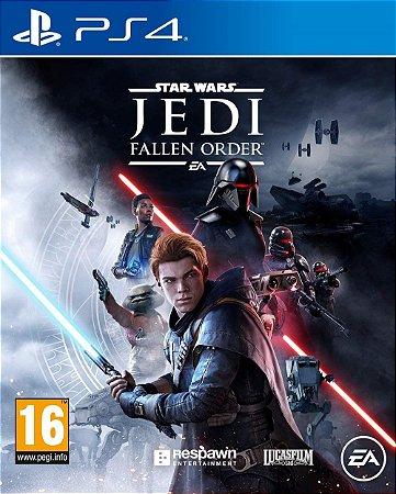 Jogo PS4 Star Wars: Jedi Fallen Order - EA