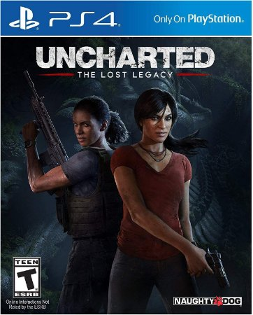 Usado Jogo PS4 Uncharted: The Lost Legacy - Sony
