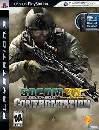 Usado Jogo PS3 SOCOM: Confrontation - Sony
