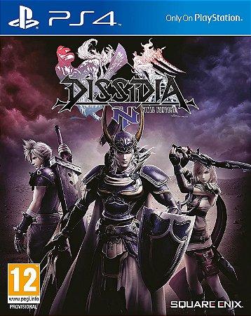 Usado Jogo PS4 Dissidia Final Fantasy NT - Square Enix