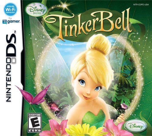 Usado Jogo Nintendo DS TinkerBell - Disney
