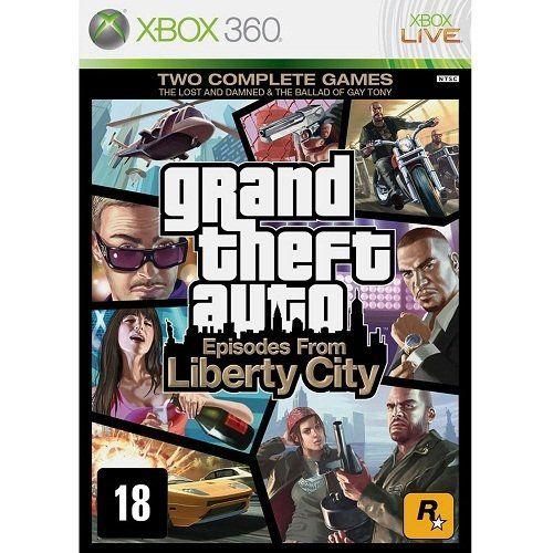 Usado Jogo Xbox 360 Grand Theft Auto Episodes From Liberty City - Rockstar