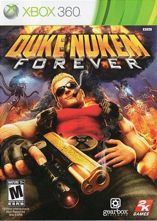 Usado Jogo Xbox 360 Duke Nukem Forever - 2K Games