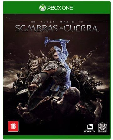 Jogo Xbox One Terra Media: Sombras da Guerra - Warner Bros Games