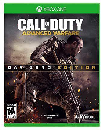 Usado Jogo Xbox One Call of Duty Advanced Warfare - Activision