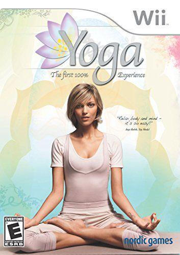 Usado Jogo Nintendo Wii Yoga - Nordic Games