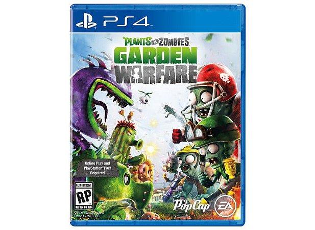Usado Jogo PS4 Plants vs Zombies Garden Warfare - EA