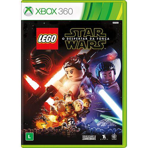 Usado Jogo Xbox 360 Lego Star Wars O Despertar da Força - Lucas Arts
