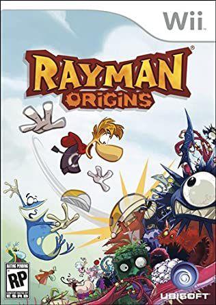 Jogo Nintendo Wii Rayman Origins - Ubisoft