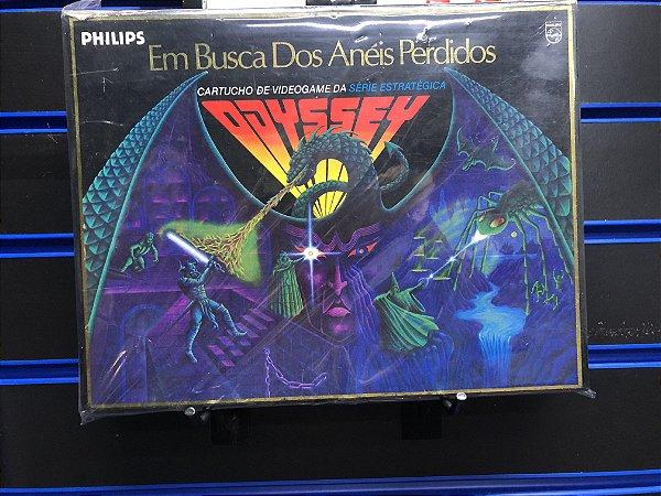 Usado Jogo Odyssey Em Busca dos Anéis Perdidos - Philips