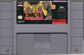 Usado Jogo Super Nintendo Shaq-Fu - Accolade