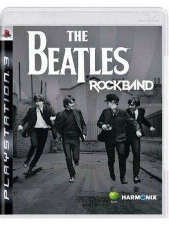 Jogo PS3 Rock Band The Beatles - Harmomix