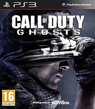 Usado Jogo PS3 Call of Duty Ghosts - Activision