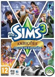 Usado Jogo PC The Sims 3 Ambições  - EA