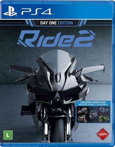 Usado Jogo PS4 Ride 2 Edição Day One - Milestone