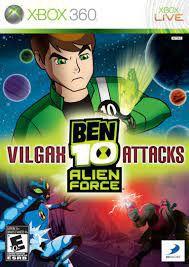 Usado Jogo Nintendo Wii Ben 10 Vilgax Attacks - D3 Publisher