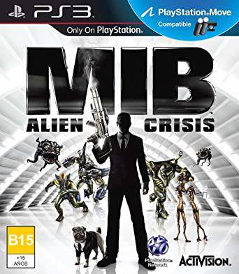Jogo PS3 MIB Alien Crisis - Activision