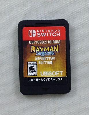 Jogo Nintendo Switch Rayman Legends Definitive Edition - Ubisoft