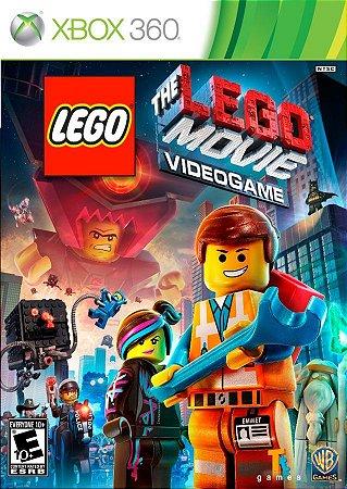 Jogo Xbox 360 The Lego Movie Videogame - Warner Bros Games