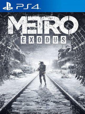 Usado Jogo PS4 Metro: Exodus - Deep Silver