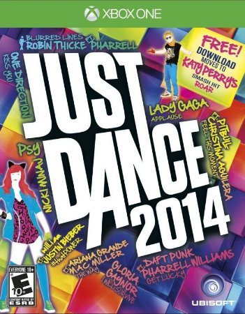 Jogo Xbox One Kinect Just Dance 2014 - Ubisoft