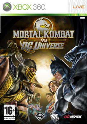 Jogo Xbox 360 Mortal Kombat Vs Dc Universe - Warner Bros Games