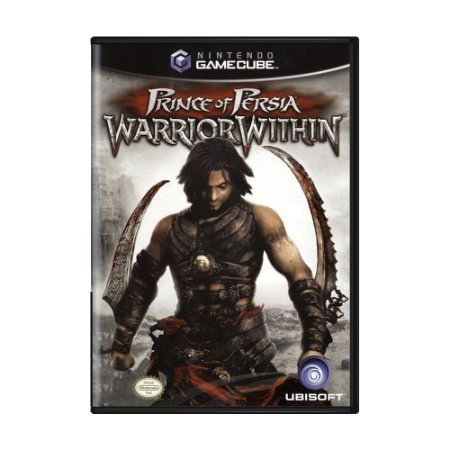 Jogo Game Cube Prince Of Persia Warrior Within - Ubisoft