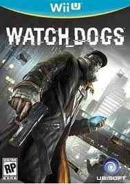Usado jogo WiiU Watch Dogs - Ubisoft