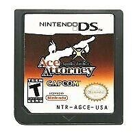 Jogo Nintendo DS Apolo Justice Ace Attorney (loose) - Capcom