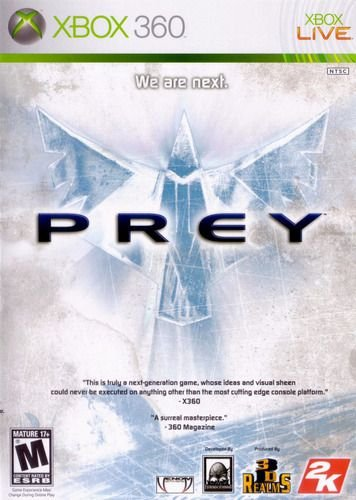 Jogo Xbox 360 Prey - 2K