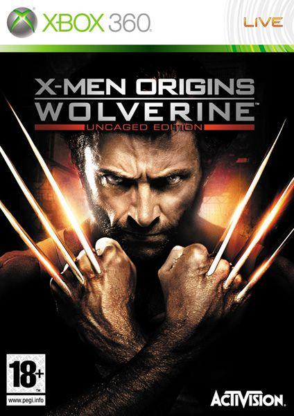 Usado Jogo Xbox 360 Xmen Origins Wolverine - Activision
