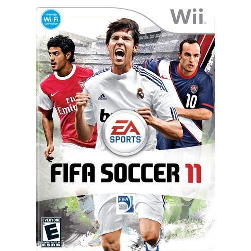 Usado Jogo Nintendo Wii FIFA 11 - EA Sports