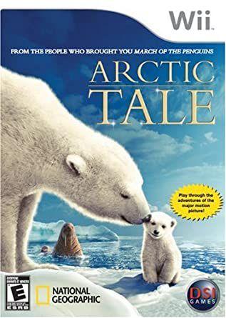Jogo Wii Arctic Tale - DSI Games