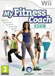 Usado Jogo Nintendo Wii My Fitness Coach Club | Europeu- Nintendo