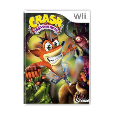 Jogo Nintendo Wii Crash Mind Over Mutant | Europeu - Sierra