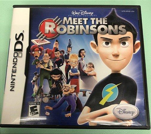 Jogo Nintendo DS Meet the Robinsons - Disney