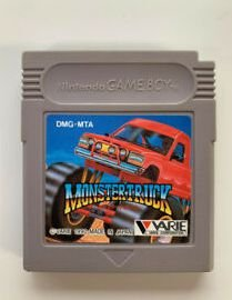 Usado Jogo Game Boy Monster Truck Japones - Varie