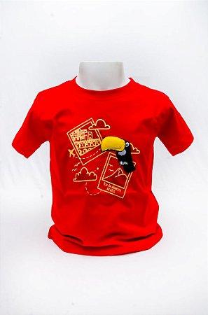 Camiseta Infantil Tucano