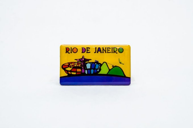 Imã feito em Resina   Rio de Janeiro