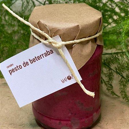 Pesto de Beterraba