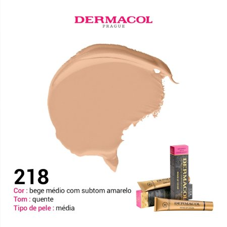 Dermacol Make-up Cover  218  - 30 g