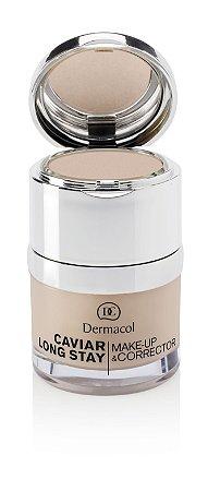 Caviar Long Stay Make-up & Corrector - Tan