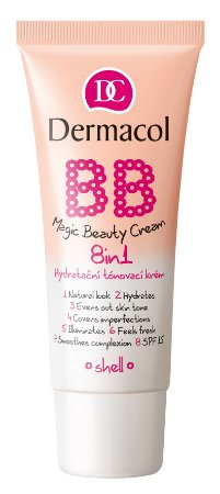 BB Magic Beauty cream 8 em 1 - Shell