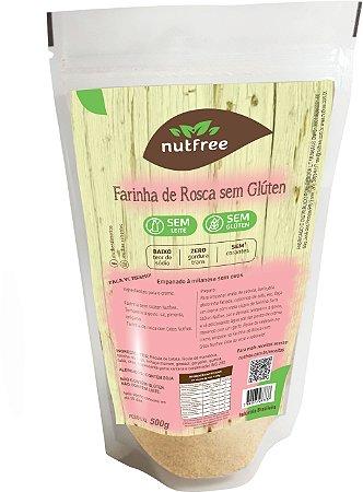 Farinha de Rosca sem Glúten Nutfree 500g