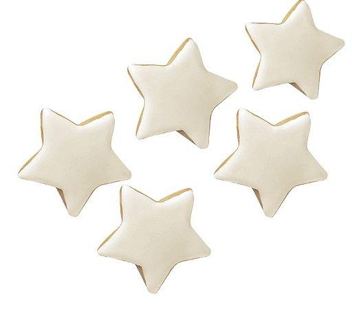 Biscoito Estrela de Castanha do Pará Sem Glúten 100g