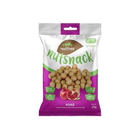 Nutsnack Romã Sem Glúten 25g