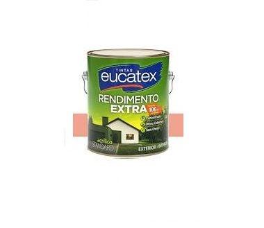 EUCATEX ACRILICA REND EXTRA FLAMINGO 3,6 lts